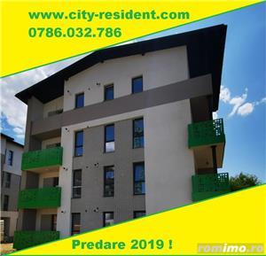 CITY RESIDENT - Fara comision apartamente noi cu 2 camere de vanzare Timisoara Giroc lux 60.000 EUR  - imagine 1