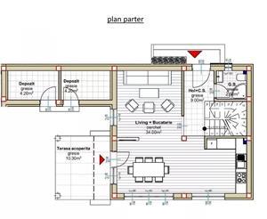 Casa individuala in Selimbar, comision 0 - imagine 6