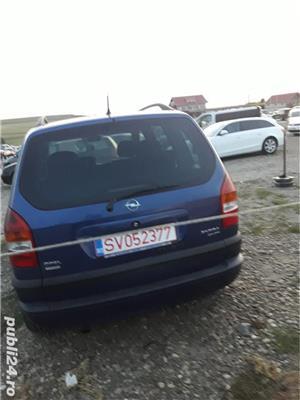 Opel Zafira diesel.7 locuri - imagine 2