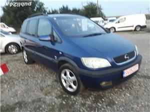 Opel Zafira diesel.7 locuri - imagine 4