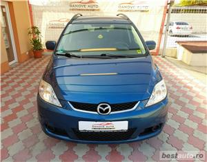 Mazda 5,GARANTIE 3 LUNI,BUY-BACK,RATE FIXE,motor 2000 tdi,110 CP,7 locuri. - imagine 2