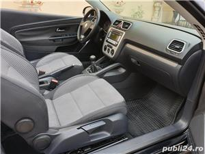 Volkswagen Eos 2.0 TDI 140 CP 2007 Panoramic Decapotabil - imagine 15