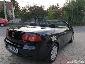Volkswagen Eos 2.0 TDI 140 CP 2007 Panoramic Decapotabil - imagine 10