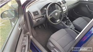 Vw Golf V 1.9 TDI GT, 2008, climatronic, 8 roti - imagine 11