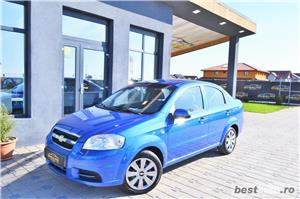 Chevrolet aveo AN:2007=avans 0 % rate fixe aprobarea creditului in 2 ore=autohaus vindem si in rate - imagine 1