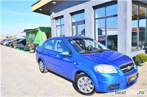 Chevrolet aveo AN:2007=avans 0 % rate fixe aprobarea creditului in 2 ore=autohaus vindem si in rate - imagine 2