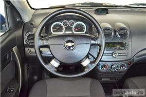 Chevrolet aveo AN:2007=avans 0 % rate fixe aprobarea creditului in 2 ore=autohaus vindem si in rate - imagine 9