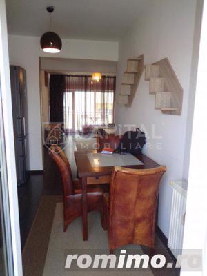 Inchiriere apartament 2 camere, semidecomandat +parcare, zona Campului, Manastur - imagine 13