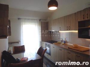 Inchiriere apartament 2 camere, semidecomandat +parcare, zona Campului, Manastur - imagine 9