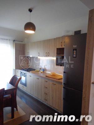 Inchiriere apartament 2 camere, semidecomandat +parcare, zona Campului, Manastur - imagine 11