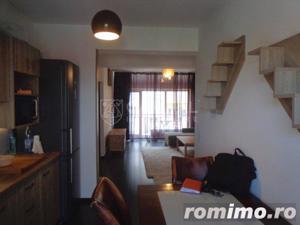 Inchiriere apartament 2 camere, semidecomandat +parcare, zona Campului, Manastur - imagine 12