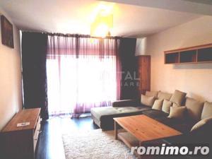 Inchiriere apartament 2 camere, semidecomandat +parcare, zona Campului, Manastur - imagine 2