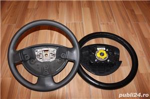 Volan Logan 2009, cu airbag. Se potriveste Duster / Sandero / Dokker  - imagine 1