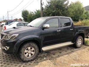 Toyota Hilux 3.0 automat  - imagine 4
