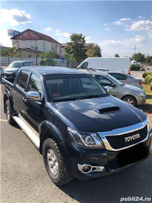 Toyota Hilux 3.0 automat  - imagine 1