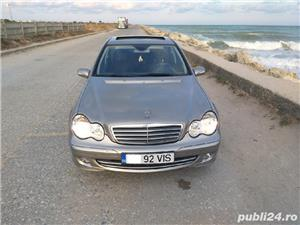 Mercedes-benz Clasa C C 180 - imagine 9