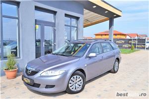 Mazda 6 an:2004=avans 0 % rate fixe aprobarea creditului in 2 ore=autohaus vindem si in rate - imagine 1