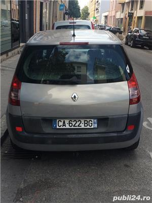 Renault Scenic 2 , 1.6 16V , 145.000KM, Documente Francese  - imagine 3
