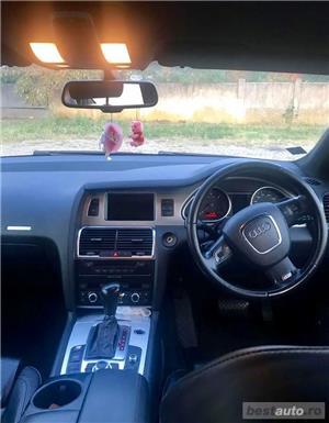Audi Q7 4.2 TDI S LINE Quattro 2008 7 locuri - imagine 7