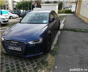Audi A4 facelift S-line - imagine 5