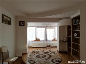 Proprietar inchiriez apartament cu 2 camere-CENTRAL - mobilat si utilat complet - imagine 11