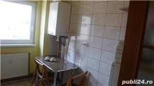 Proprietar inchiriez apartament cu 2 camere-CENTRAL - mobilat si utilat complet - imagine 13