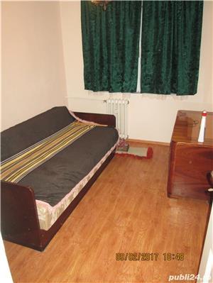 Inchiriez apartament 3 camere Boul Rosu - imagine 8