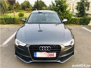 Audi A5 Sline 2015 TFSI Automata - imagine 5