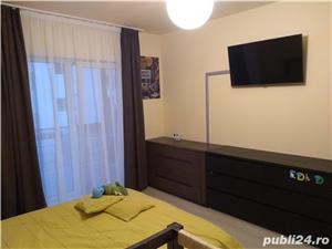 Apartament 3 camere 2 bai mobilat utilat Selimbar - imagine 7