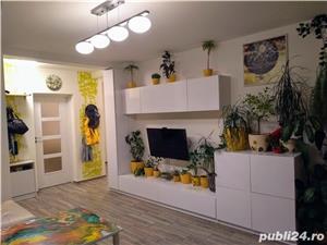 Apartament 3 camere 2 bai mobilat utilat Selimbar - imagine 13