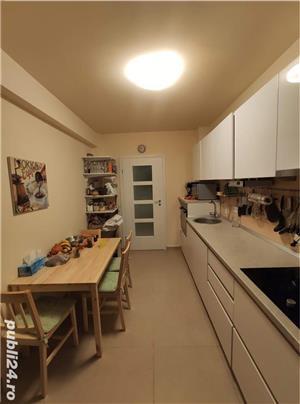 Apartament 3 camere 2 bai mobilat utilat Selimbar - imagine 4