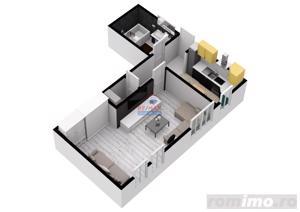NOU! Apartament modern cu 32 mpu | Comision 0% | Selimbar - imagine 3