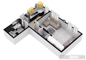 NOU! Apartament modern cu 32 mpu | Comision 0% | Selimbar - imagine 4