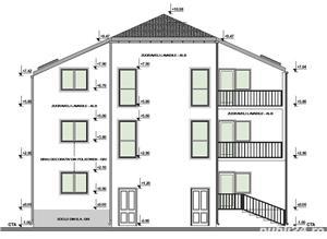 Dezvoltator apart 2 cam cu gradina intabulat 54mp+50mp Cl.Cisnadiei - imagine 1
