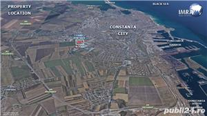Teren Industrial de Vanzare - 43,000 mp - Constanta (C.E.T.) - imagine 2