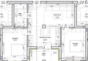 Ap. 3 camere imobil nou in apropriere de parcul Pădurice  - imagine 8