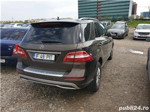 Mercedes-benz Clasa ML ml 350 - imagine 2