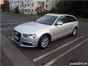 Audi A4 quattro TDI 2014.  - imagine 2