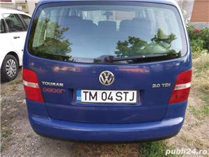 Vand VW Touran 2004, 2.0 TDI, 140 CP - imagine 4