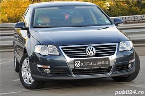 VW Passat 2.0Tdi 140C.p Cod Motor.BMP Highline Manuala/Creditare Auto - imagine 2