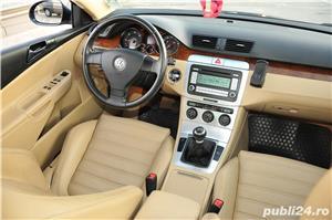 VW Passat 2.0Tdi 140C.p Cod Motor.BMP Highline Manuala/Creditare Auto - imagine 6