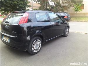 Fiat Grande Punto - imagine 8