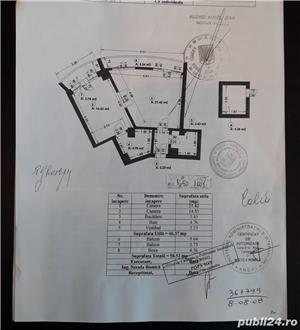 Inchiriere apartament 2 camere nemobilat, str Batistei - imagine 3