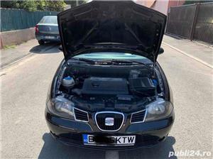 Seat Ibiza 1.4 16V 90cp stare impecabila 2006 E4 km reali 151000 - imagine 8