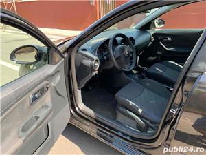 Seat Ibiza 1.4 16V 90cp stare impecabila 2006 E4 km reali 151000 - imagine 5