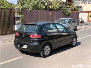 Seat Ibiza 1.4 16V 90cp stare impecabila 2006 E4 km reali 151000 - imagine 4