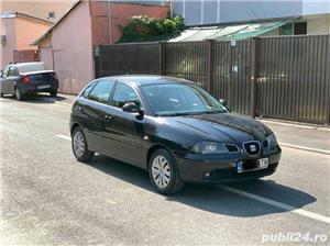 Seat Ibiza 1.4 16V 90cp stare impecabila 2006 E4 km reali 151000 - imagine 2