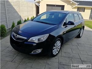 Opel Astra J COSMO 2013 Navigatie mare color - imagine 7