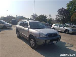 Hyundai Santa Fe - imagine 9