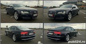 Audi A8 3.0TDI-258 CP 2011 RAR efectuat Xenon Full Led Navi Piele Zoll - imagine 2